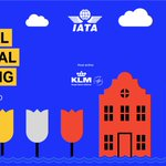 The #IATAAGM, the largest meeting of #airline leaders, opens today virtually. @KLM is the host airline this year.   Follow us here for some 🔑 highlights. ✈️ #aviation