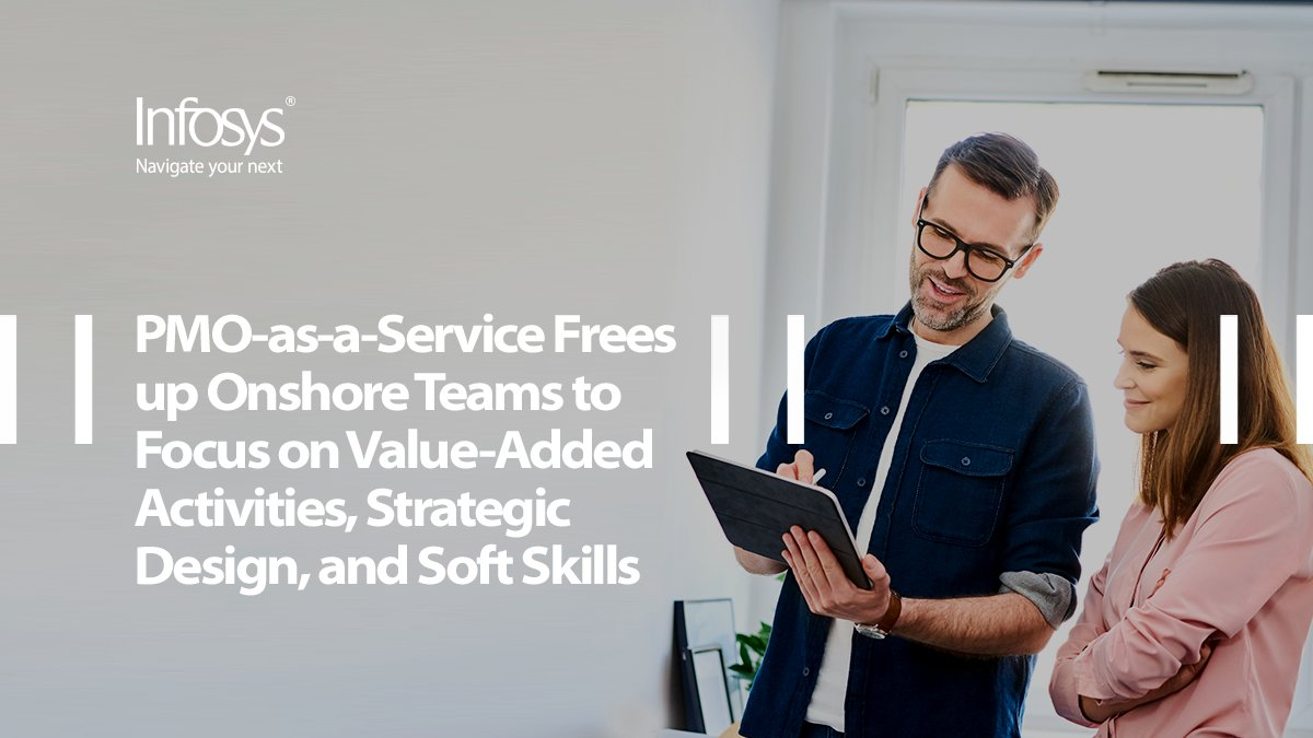 PMO-as-a-Service provides consistency, efficiency, and added value for EDF Energy. Read this #casestudy to learn why clients are calling our #PMOaaS an example of great #innovation. https://t.co/0pOKEuXb92 #InfosysKnowledgeInstitute #ProjectManagement @Infosys_IKI https://t.co/B9kb5EIk5h