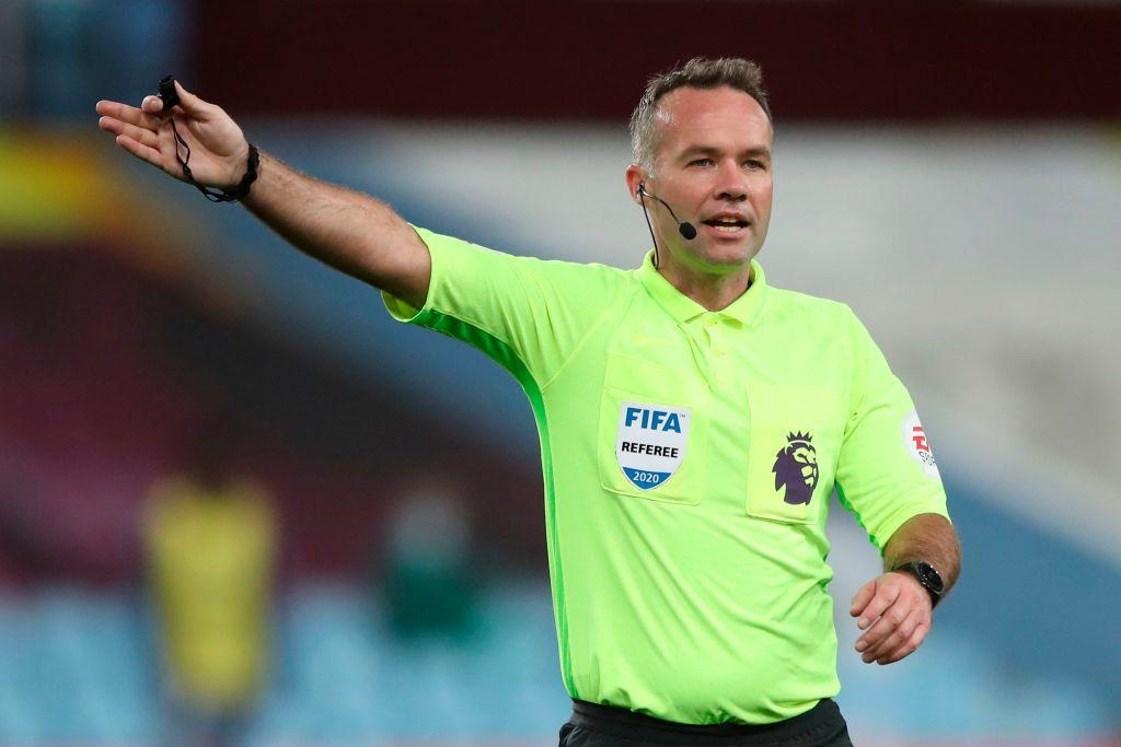 Image for the Tweet beginning: The match official appointments for
