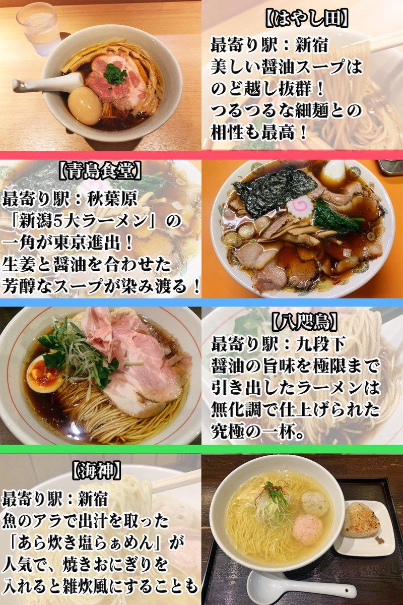 東京の絶品ラーメンをまとめました!!つけ麺も入っています!東京に進出した「新潟5大ラーメン」の店舗や、海老の香りが充満するつけ麺、究極の鶏系スープがたまらない一杯などラーメン好きを唸らせる一杯ばかり!ラーメン巡りの参考にぜひ!!