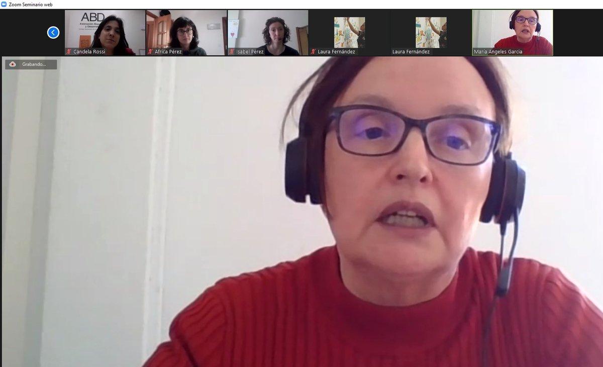 test Twitter Media - María Ángeles García, jefa de sección de programas del Centro de servicios sociales Guindalera del Distrito Salamanca de Madrid, destaca que la prevención de la exclusión social es una tarea de todos/as y añade que la respuesta institucional ha de ser mayor. https://t.co/WEkwXpk1NM