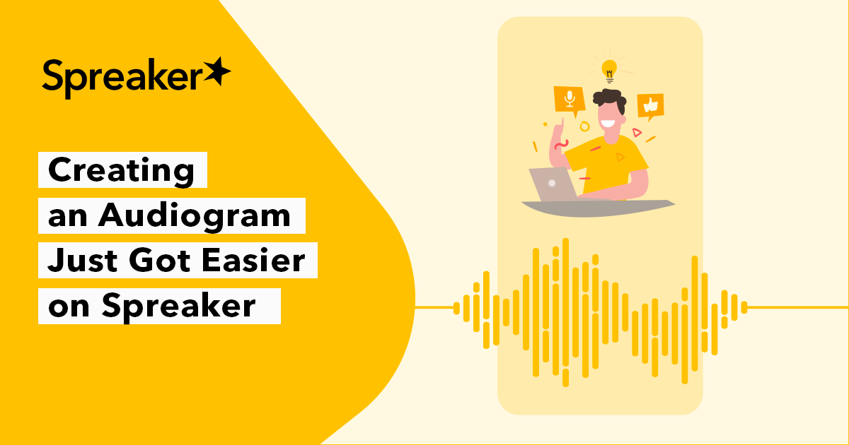 We've integrated with @headlinervideo! Headliner is the easiest way for podcasters to promote new and existing audio content on social media. Now, if you host with Spreaker you can create these promotional videos from within the Spreaker interface👉https://t.co/NppRiBkQQk https://t.co/6cufHOKBl2