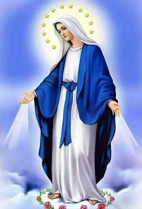 @Pontifex Our sweetheart Virgin Mary, Pray for us. You possess glory, with Jesus, your son. Remember us in our grief. Please pray for us and to whom suffers or faces any special difficulty at this epidemiological time, Pray for all the dead. Amen.