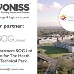 Image for the Tweet beginning: Check out our partners SOG