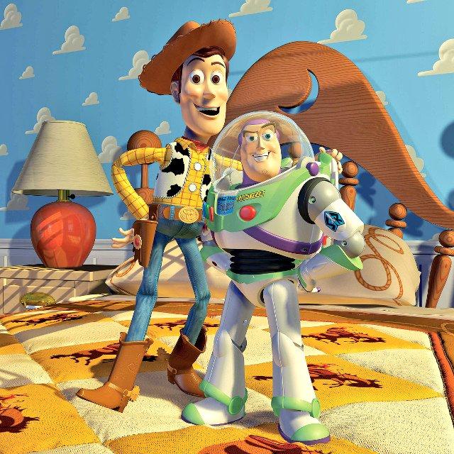 トイストーリーの🦖🌟🤠 ラジコンかわいいね🚀🐖💃 #ToyStory25 #Disney #anime #Pixar #Smile #LoveHappy #トイストーリー25周年