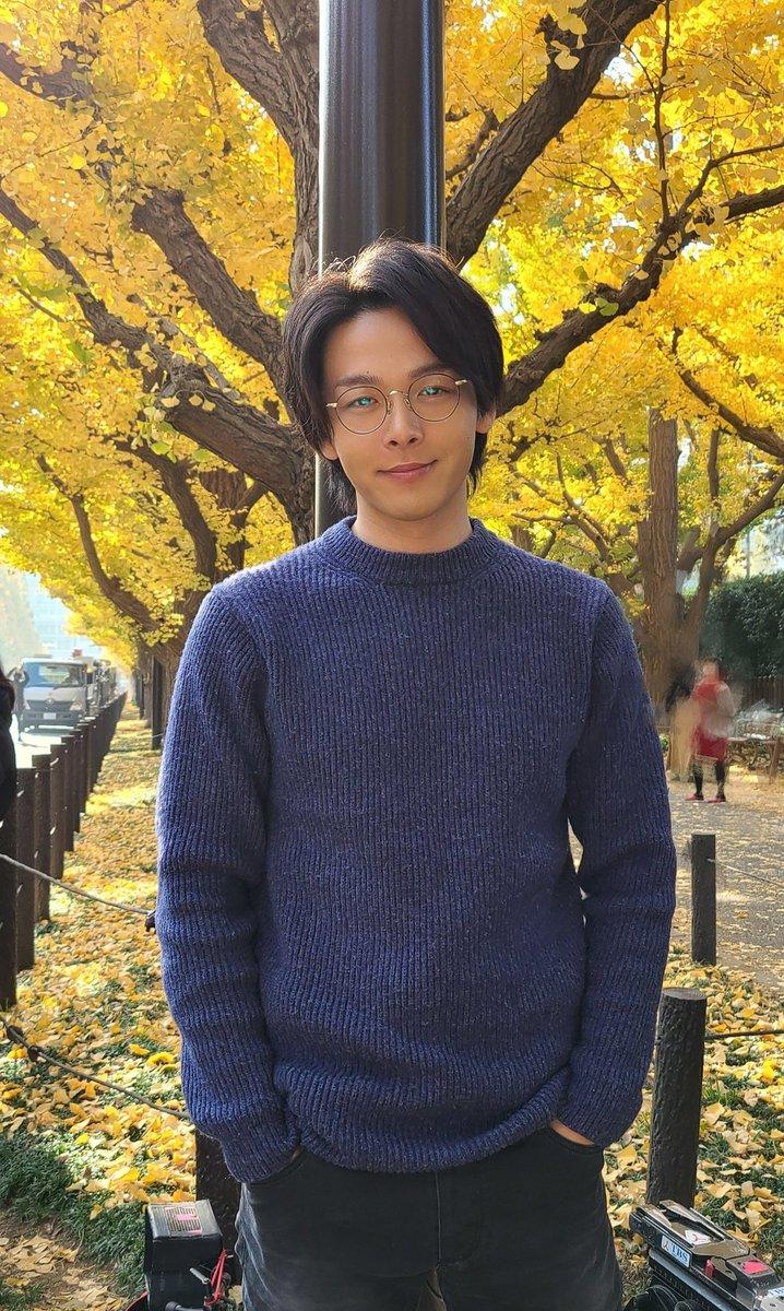 🍁 #恋あた へカウントダウン🍁まもなく22時から6話放送ですよ!!スタンバイはOKですか!?📺🧎♀️まもなくですよ!!!#シャッチョさんと待ち合わせ #中村倫也
