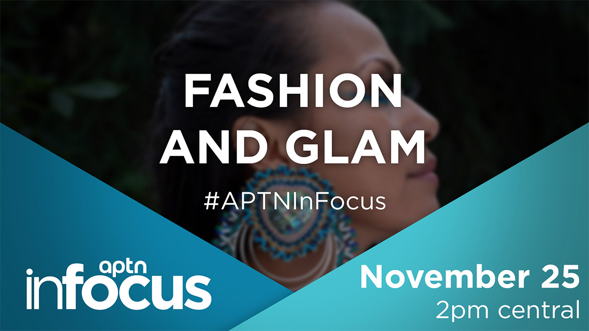 Wednesday on InFocus, Melissa Ridgen takes us to @IFWtoronto. We'll be talking to several designers and makeup moguls about sustainability and how everything you choose to wear is a political statement. Join the conversation live on Twitter at 3 p.m. ET. #IFWTO