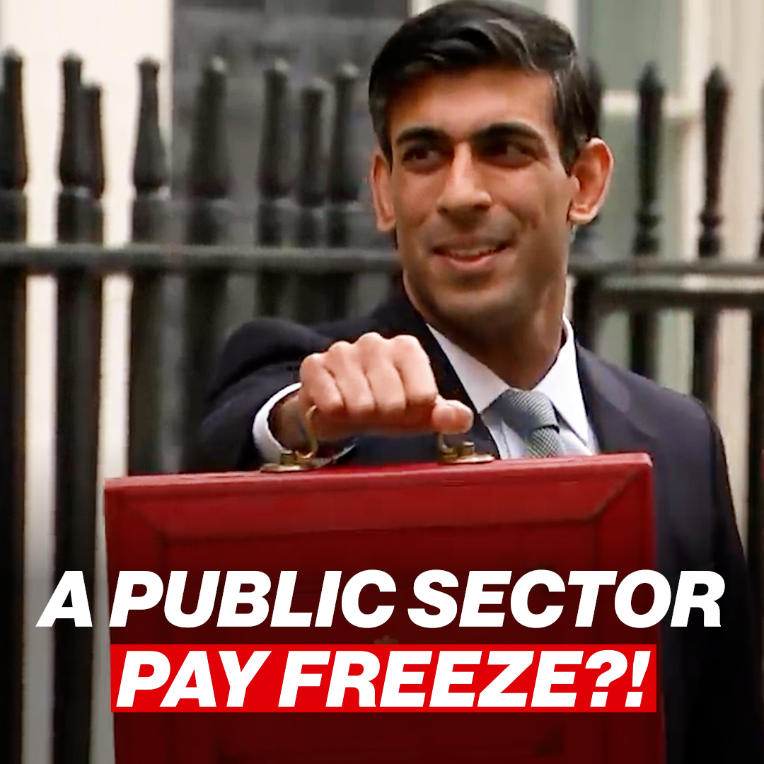 The Tories have made key workers and working class people bear the brunt of the pandemic, and they will continue to unless together we organise to stop them. Tax the wealthy, support the unemployed and project jobs.