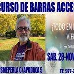 Image for the Tweet beginning: CURSOS BARRAS DE ACCESS Pere