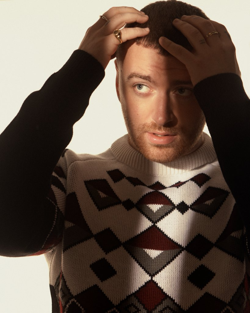 """My arms will be wide open, for the moment you arrive,"" sings @samsmith on the beautiful new Christmas track ""The Lighthouse Keeper."" ❤️ Listen now:"