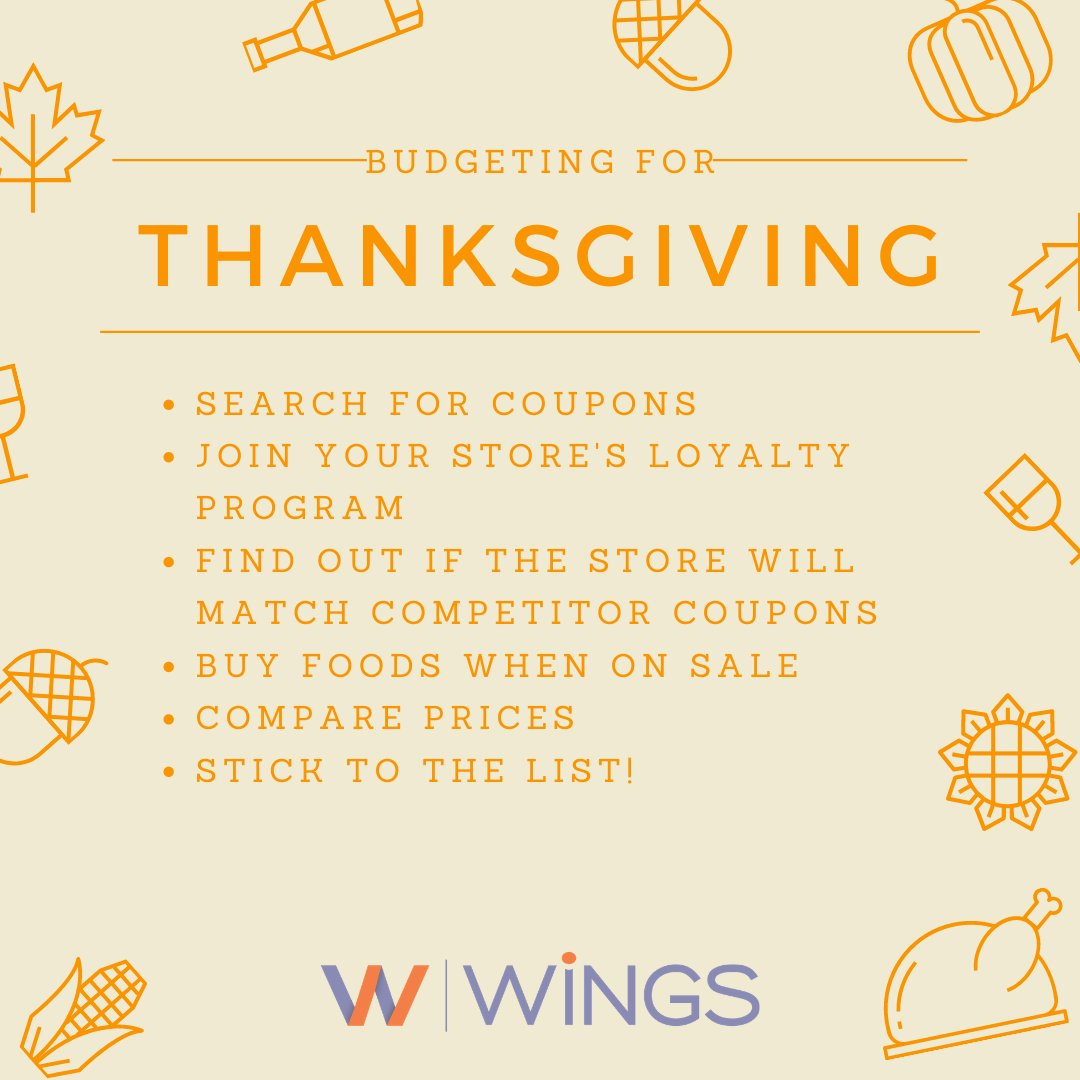test Twitter Media - Who's ready to fill up on the good stuff this long weekend? Remember, shopping for a traditional holiday meal doesn't have to break the bank. Keep these tips in mind for a memorable holiday that won't strain your wallet. #financialwellness  #holidayonabudget https://t.co/J8x4cg1VSw