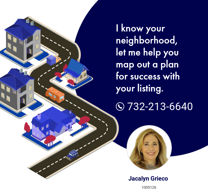 Your property is part of a community. I'll bring you the buyers who belong there. #JerseyShore #JackieGrieco #Rumson #FairHaven #RedBank #LongBranch #FirstTimeHomeBuyers #Home #MonmouthCounty #ColdwellBanker #NewJersey #StayHome #StaySafe