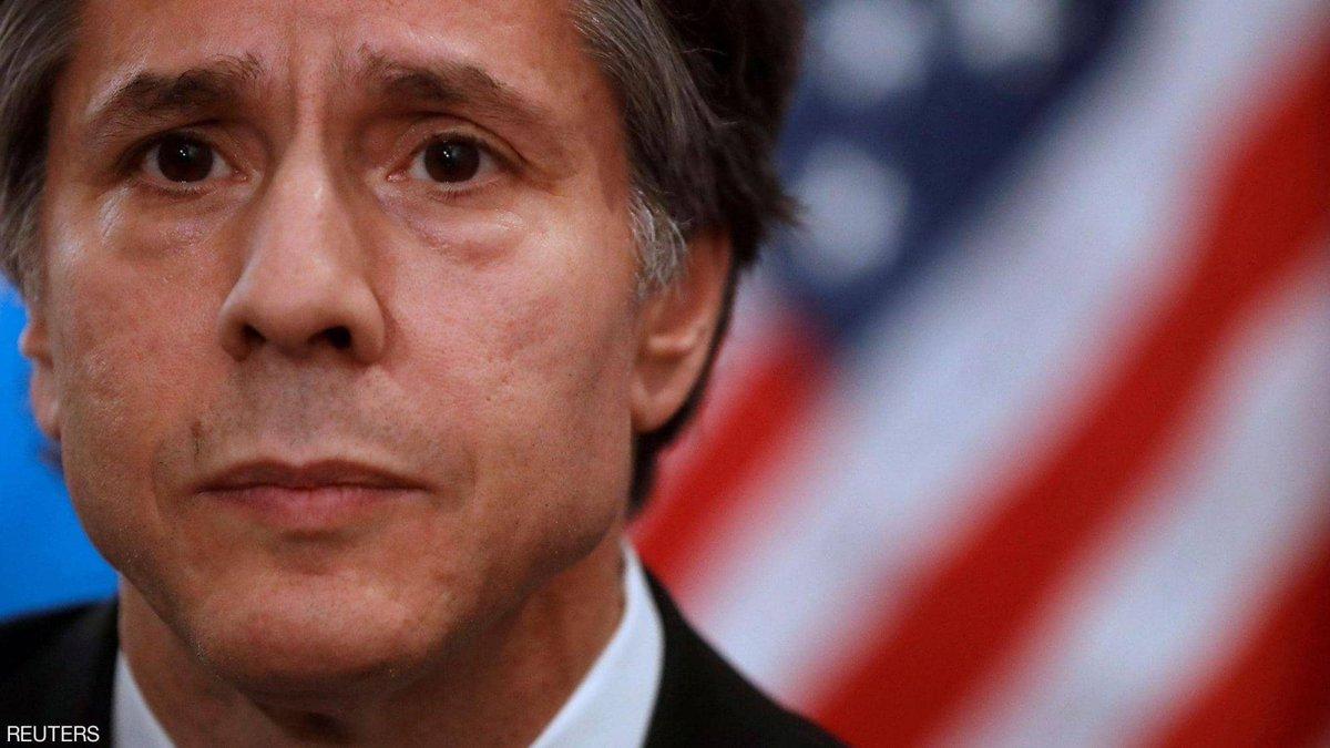 جو بايدن أنتوني بلينكين سيعيد الثقة في وزارة الخارجية صحيفة الخليج الانتخابات الأمريكية