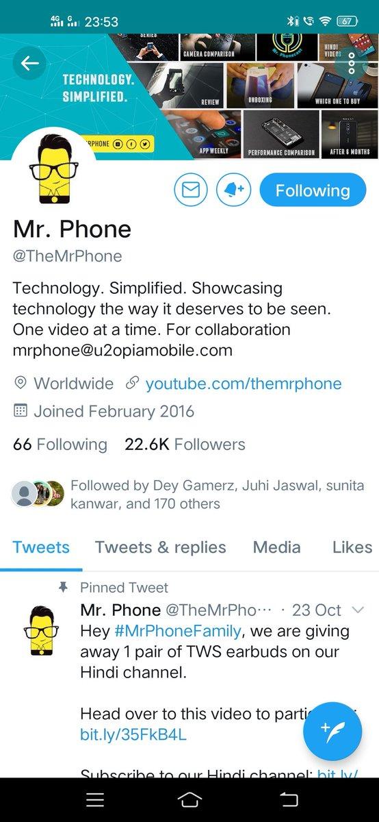 @TheMrPhone #vivoV20SE is here #vivov20 Following in Both Platforms   #TheMrPhone #giveaway #HappyDiwali #Diwali #MrPhone  @TheMrPhone