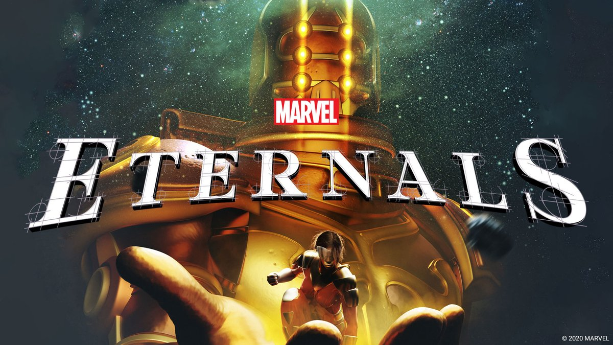 Never die. Never win. A new 'Eternals' comic series — January 2021. #MarvelComics