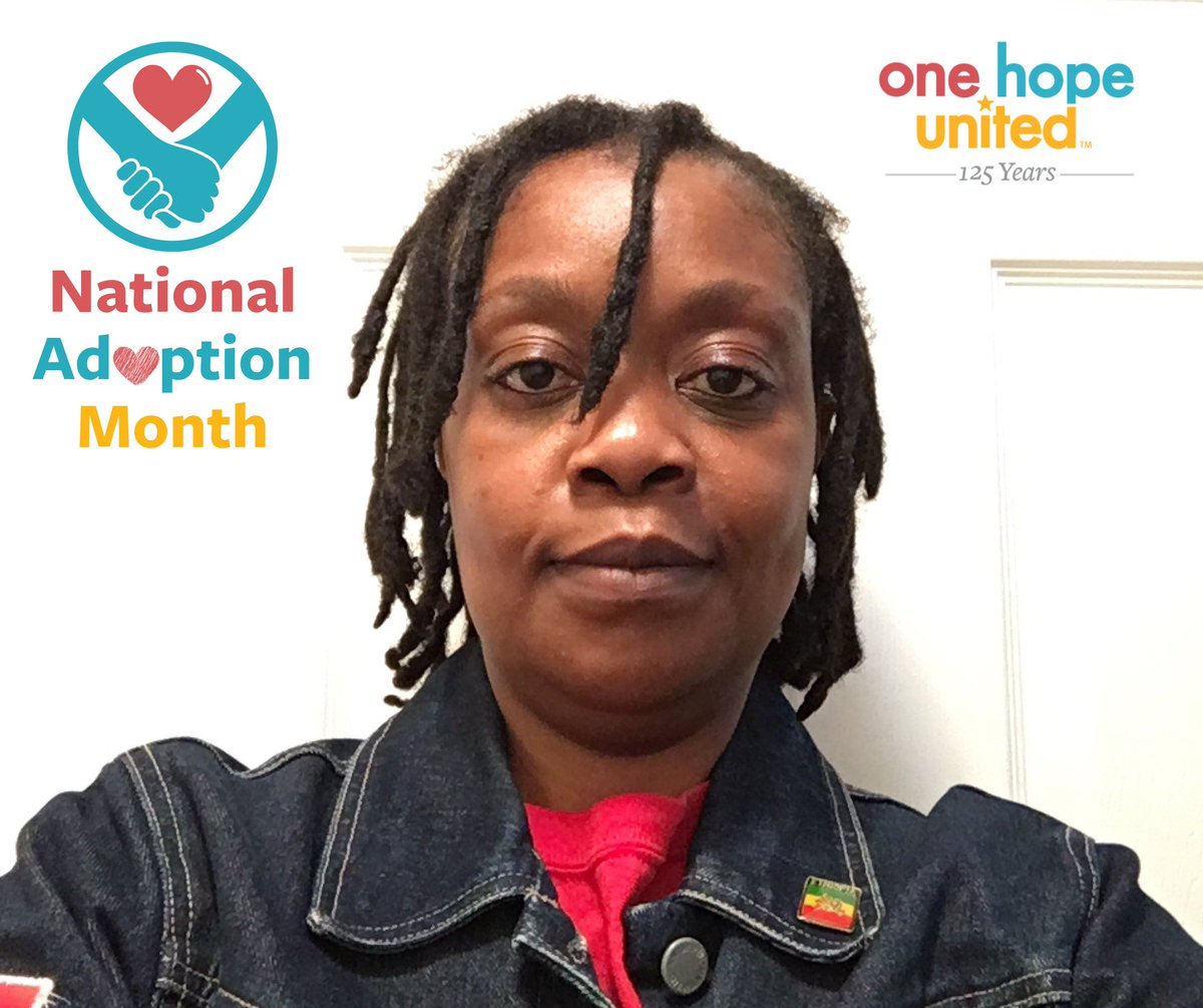 """test Twitter Media - """"I'm passionate about my work because I take part in finding a forever family for children. It is a pleasure to meet foster parents as I admire their hard work, unconditional love and dedication."""" - Barbara Wilson, Case Manager.   #OneHopeUnited #NationalAdoptionMonth #parenting https://t.co/e2nCFQQ11s"""