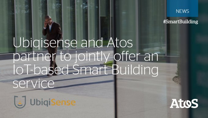 Together with @Ubiqis, we jointly offer an #IoT-based Smart Building service applicable to any...