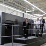 Image for the Tweet beginning: Packaging printers in North America