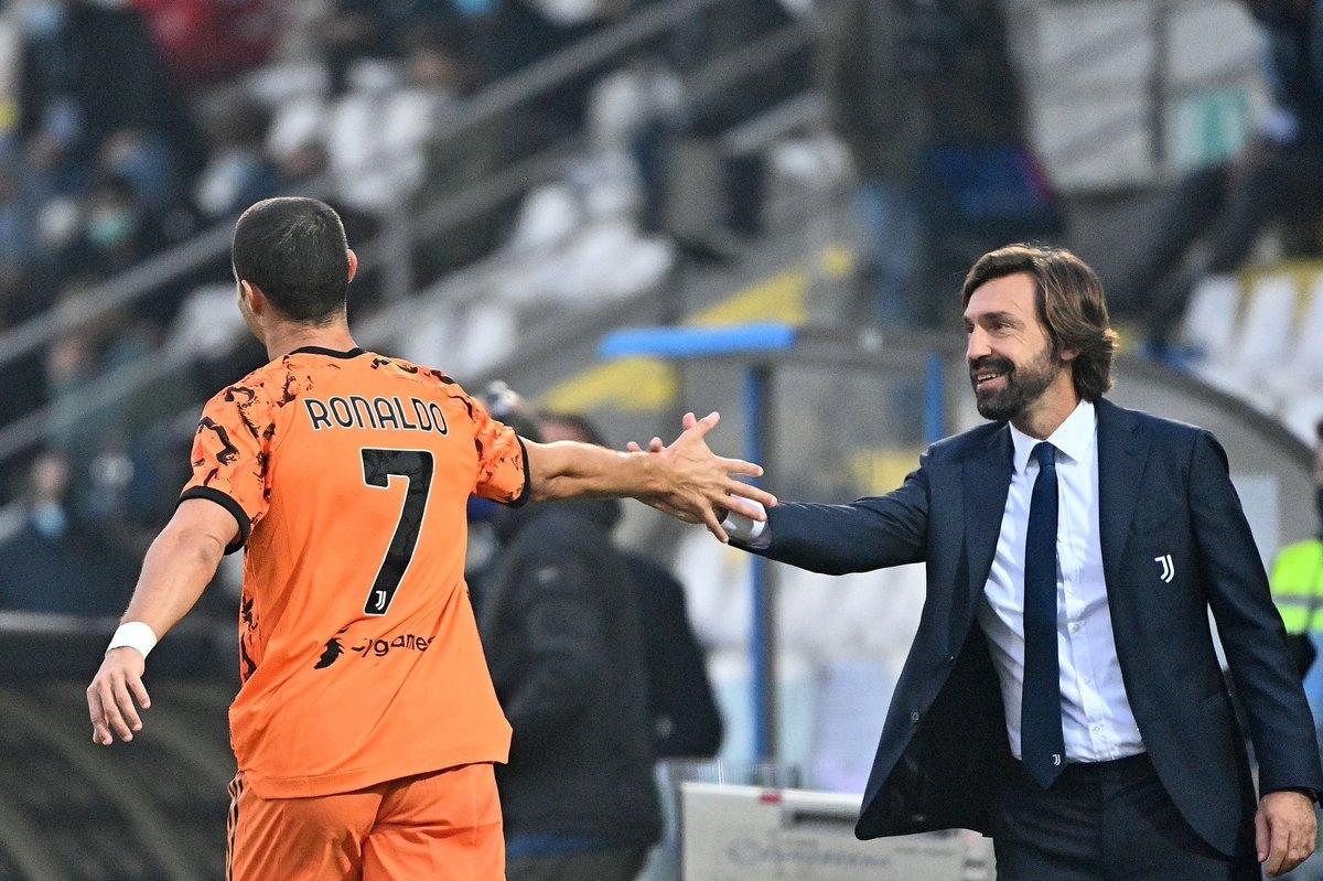 @TeamCRonaldo's photo on Juventus