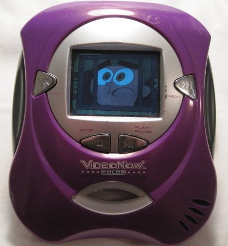 Replying to @pinkeyj_: y'all remember Video Now!? I felt like a boss watching my shows in the car!