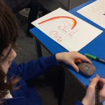 Image for the Tweet beginning: Class 3 have enjoyed designing
