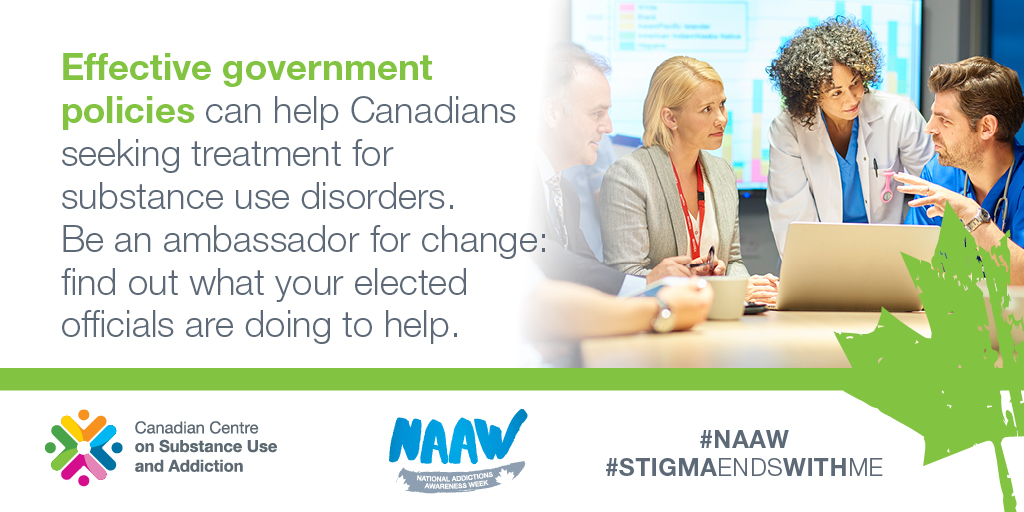 test Twitter Media - Addiction isn't a choice. It's a complex health condition. Take time this week to learn more about #SubstanceUse and addictions. https://t.co/u2sW3LQ1sO #NAAW #ChangeBeginsWithMe https://t.co/hAzL6dA9AW