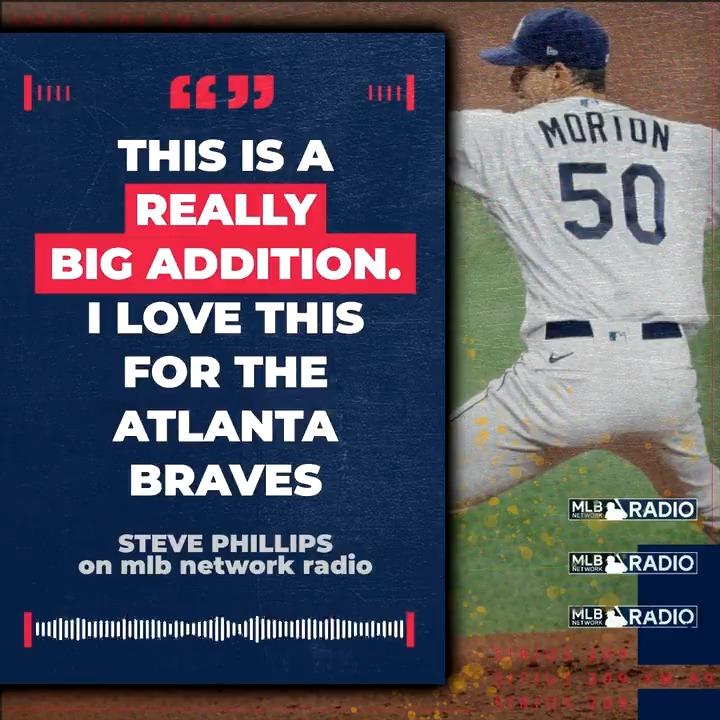 @MLBNetworkRadio's photo on Charlie Morton