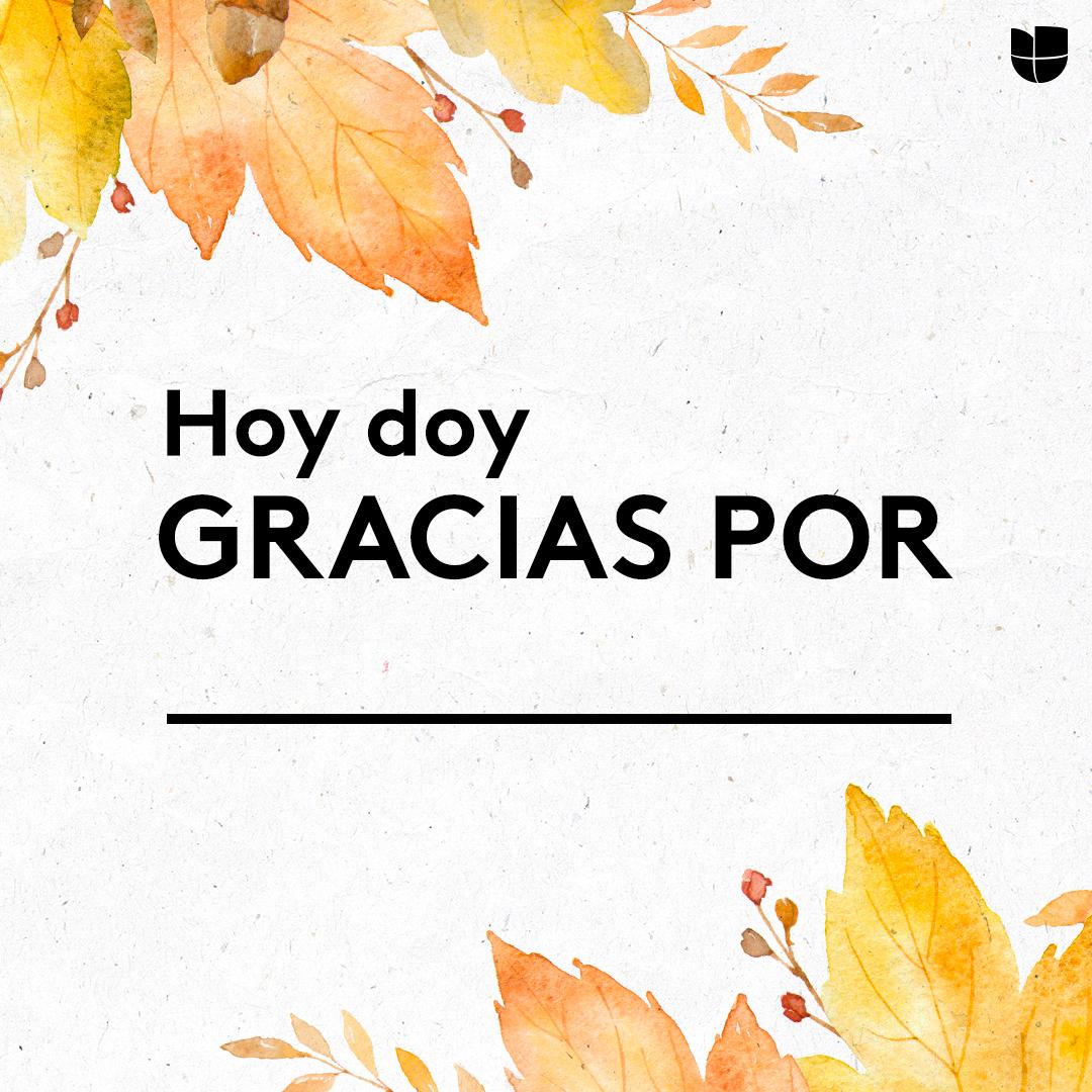 Cuéntanos ¿por qué das gracias hoy? 🙏  #HappyThanksgiving #FelizDíaDeAcciónDeGracias #Thanksgiving
