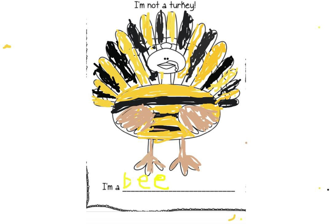 Students disguised their turkeys in <a target='_blank' href='http://twitter.com/KWBStansel'>@KWBStansel</a> class! I'm thankful for our creative kindergarteners!! <a target='_blank' href='http://search.twitter.com/search?q=kwbpride'><a target='_blank' href='https://twitter.com/hashtag/kwbpride?src=hash'>#kwbpride</a></a> <a target='_blank' href='http://twitter.com/BarrettAPS'>@BarrettAPS</a> <a target='_blank' href='https://t.co/USOKCL6uPH'>https://t.co/USOKCL6uPH</a>