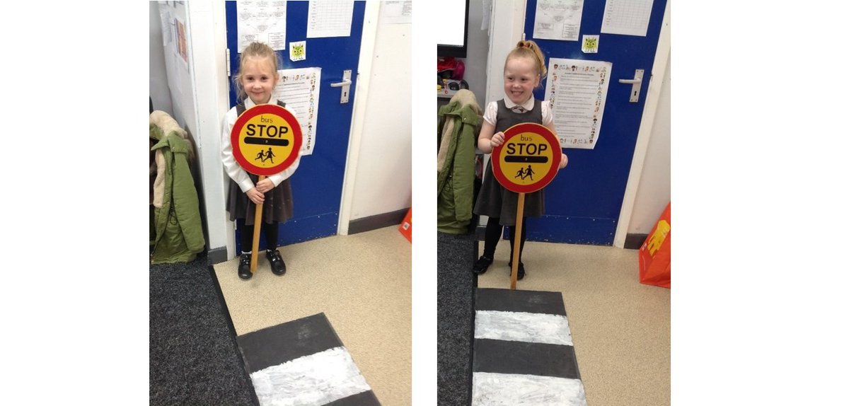 In Alder Class, we have enjoyed learning about how to cross a road safely. We even made our own zebra crossing to practice! 🚦👀 #RoadSafety   #RoadSafetyWeek2020 @Brakecharity