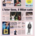 Image for the Tweet beginning: La Gazzetta vende i poster
