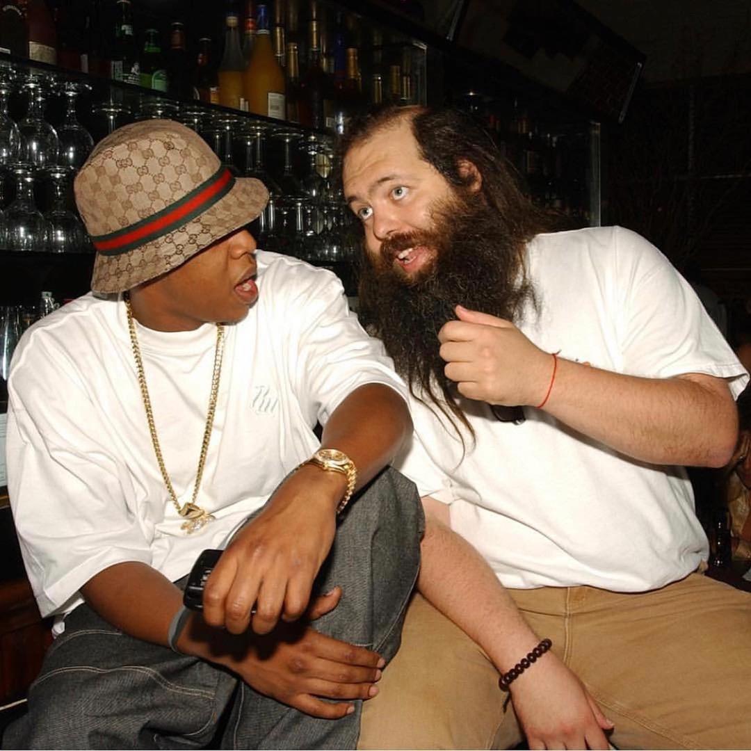 Replying to @defjam: Hip-Hop giants 👑
