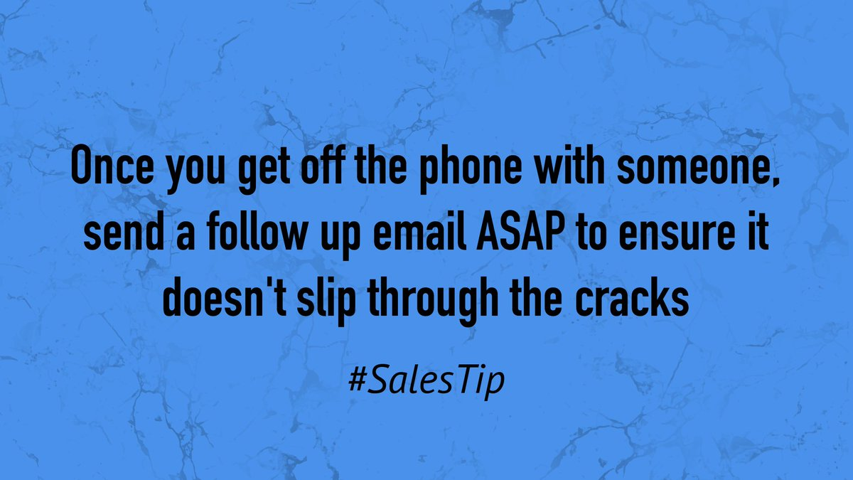 Some sales tips for your Tuesday! #salestips #TipTuesday #sales #TuesdayThoughts #tips #leads #prospecting