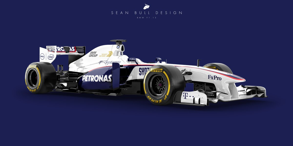 Using templates from @yellowimages I have looked back at the 3 manufacturer teams that left the sport in 08/09 and applied their designs to cars of F1's last V8 era in 2103  Use the code SEANBULL20 & get 20% discount https://t.co/aP5kNiDroW and create your own!  #F1 #YellowImages https://t.co/iHWqUcvxBm
