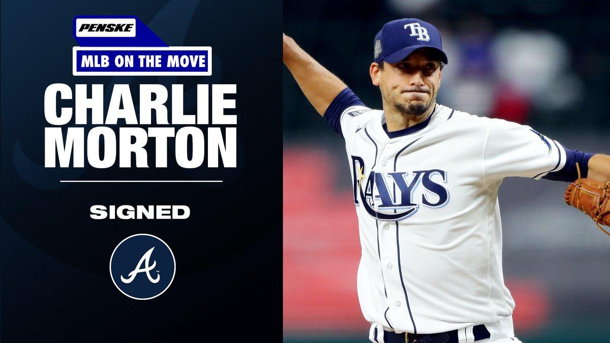 @MLB's photo on Charlie Morton
