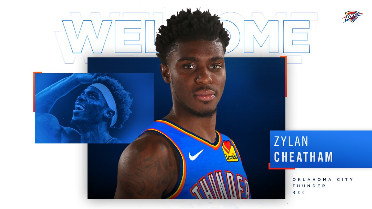 Welcome to the Thunder, @1KingZ4!