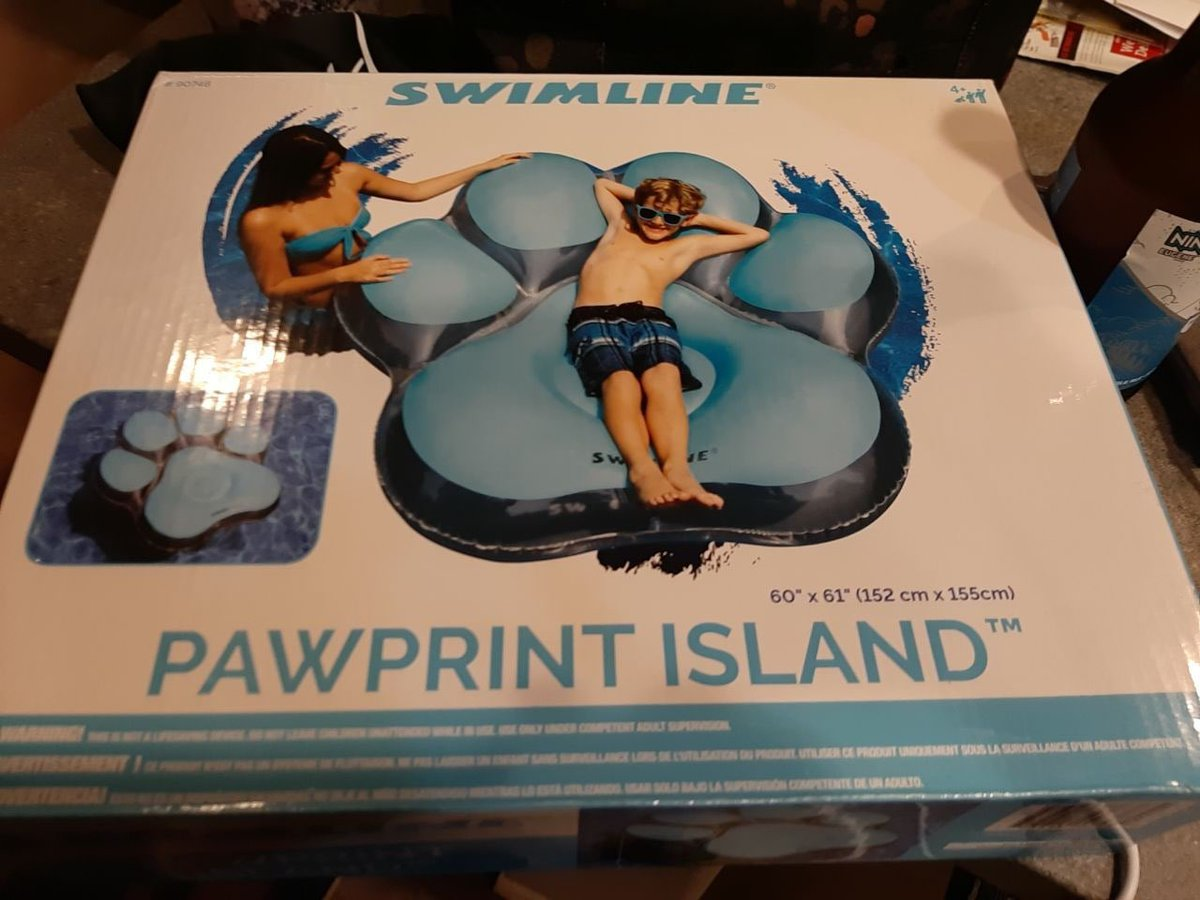 The perfect summer pool lounger doesn't exi-