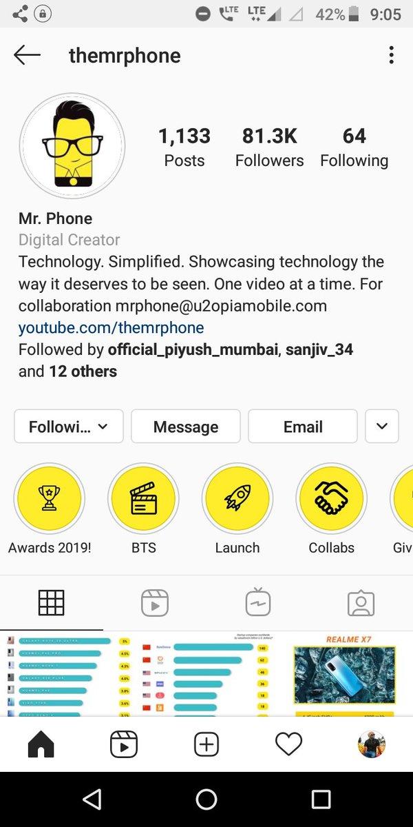 @TheMrPhone Following in Both Platforms   #TheMrPhone it's Huge #giveaway #HappyDiwali #Diwali  #MrPhone  @TheMrPhone ❤️❤️❤️❤️