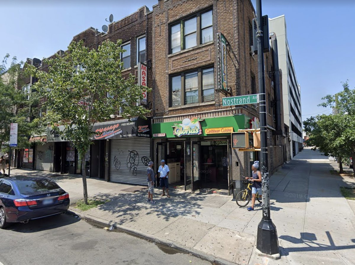 Crown Heights Caribbean mainstay Gloria's shutters amid a bizarre property ownership battle ny.eater.com/2020/11/24/215…