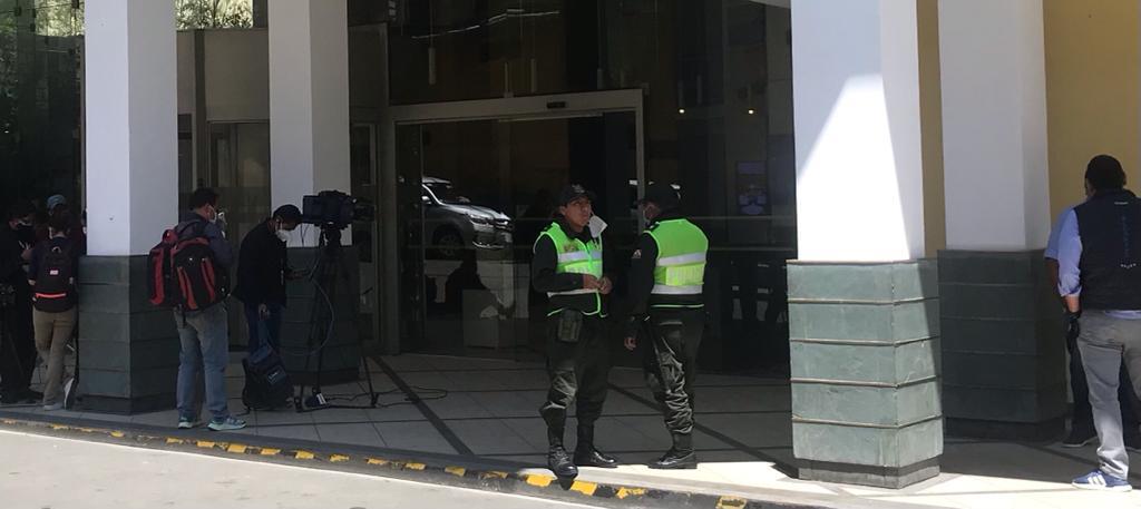 #FBF El Consejo Superior se realiza a puertas cerradas.