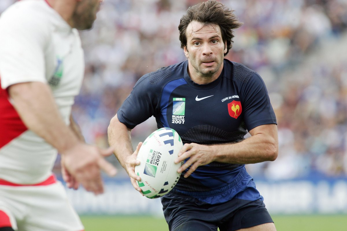 test Twitter Media - Everyone at BT Sport is saddened to learn of the sudden death of former France and Stade Francais player Christophe Dominici. https://t.co/hTjNEe9cQt