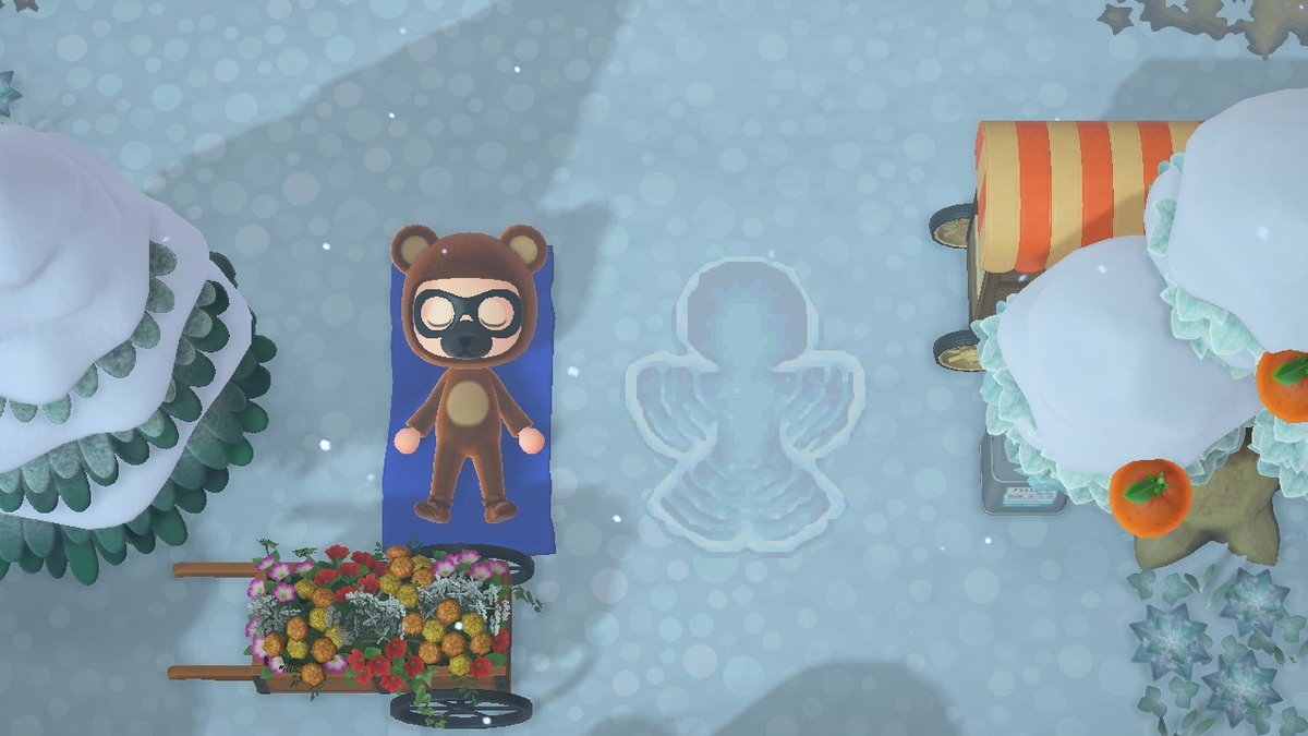 Donner On Twitter Tossing My Hat In The Snow Angel Pattern Ring Animalcrossing Acnh Nintendoswitch Acnhdesign