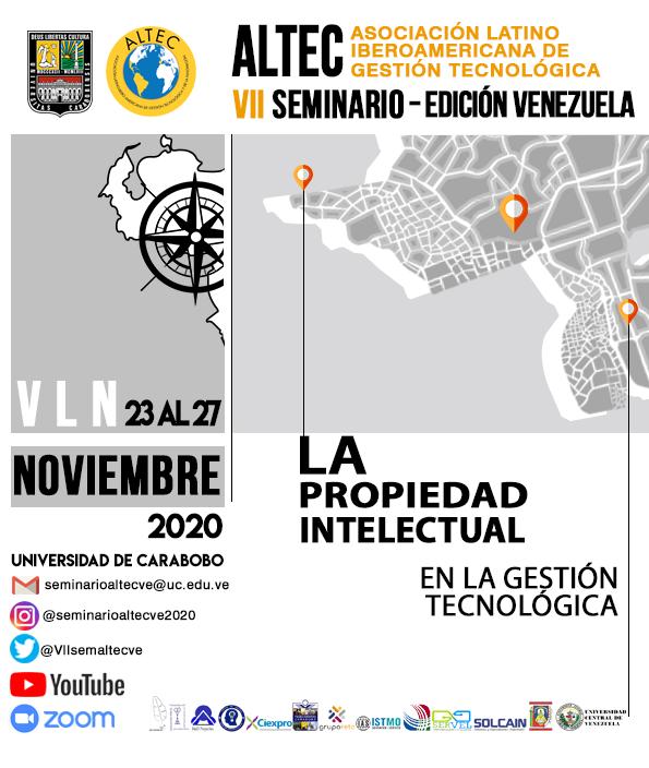 #24Nov || Recuerda participar en el VII Seminario de la Asociación Latino Iberoamericana de Gestión Tecnológica (Altec 2020) que se desarrollará hasta el 27 de noviembre, a través de la plataforma Zoom #LaUniversidadSonora https://t.co/ht0fSrGKiy
