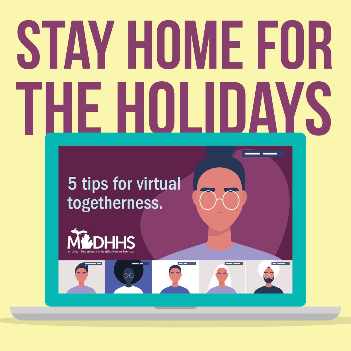 'Tis the season. And this year, people all across the world are making sacrifices for their safety. While we're celebrating differently this year, often apart from family and friends, discover ways to stay connected.