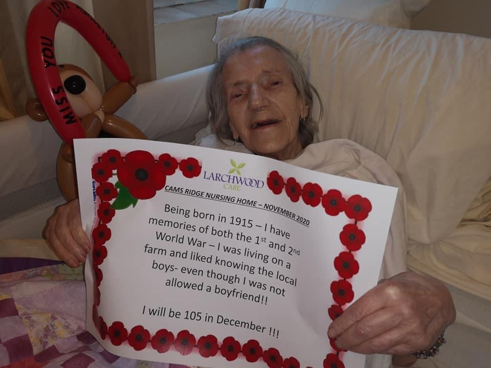 @CHANEL can you please help me and retweet my link for my Nans 105th Birthday card challenge , she has recently recovered from Covid #makenansbirthday …………………………