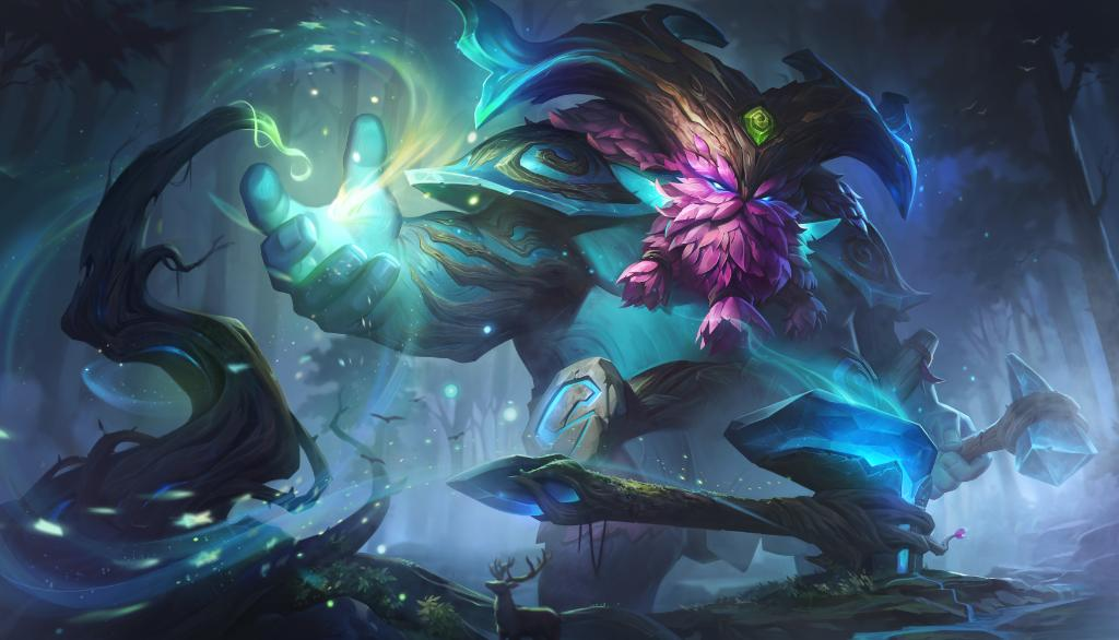 PBE Preview: Elderwood Ornn! and friends  Gaze in wonder as the forest comes to life! Elderwood Ornn, Azir, Ivern, Xayah, and Rakan hit the PBE this cycle.