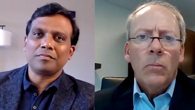 .@imravikumars, Infosys, in conversation with Todd D. Lavieri, @ISG_News , shares his views around the future of work, workplace, workforce and the need for digitally trained talent. https://t.co/vMPR7jphMp #futureworkforce #ReskillRestart https://t.co/KB17cLFkOA