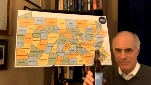 PENNSYLVANIA UPDATE 40/40: The votes are in. The count is certified. @JoeBiden has won the Commonwealth of Pennsylvania (again). And thats a wrap on the 2020 election here in the Keystone State.