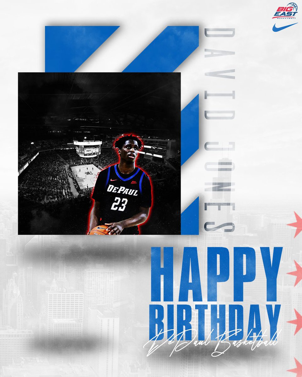 Happy birthday to future @DePaulHoops member @DeiviJones2!  🔵👿 | #PlayingPossessed https://t.co/GoWLrIafTE