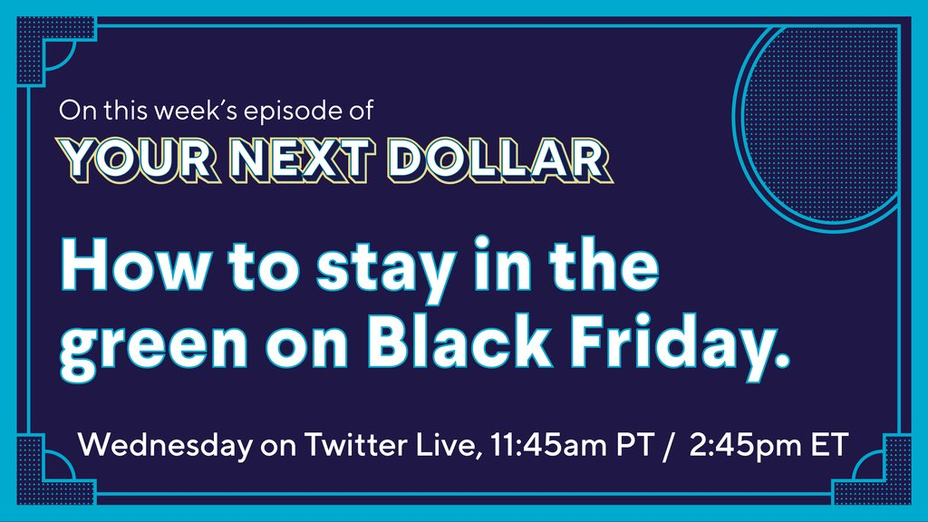 test Twitter Media - Tune in this Wednesday for an extra serving of finances—SoFi Financial Planner @_BrianMWalsh will be sharing some tricks that can help you steer clear of sending your account balances into the red this holiday season. #personalfinance https://t.co/hE6JsLSl1Z